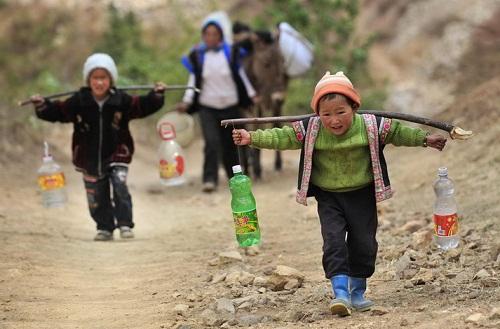 """Châu Á đối mặt nguy cơ """"khát nước"""""""