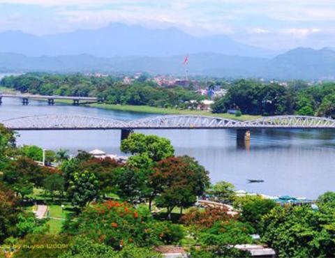 Điều chỉnh quy hoạch chung thành phố Huế