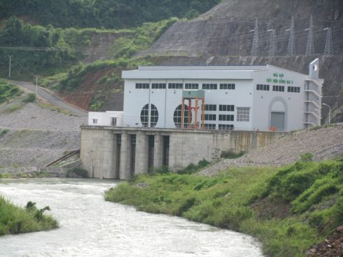 Nhà máy Thủy điện Đồng Nai 3 (Ảnh: hpcdongnai.com)