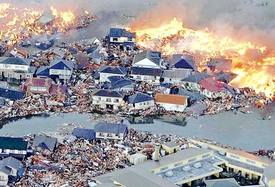 Những trận động đất, sóng thần lớn trong lịch sử - ThienNhien.Net | Con người và Thiên nhiên