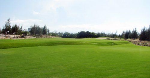 Đà Nẵng chỉ có 1 sân golf Đà Nẵng đang hoạt động (Ảnh: BizLIVE.vn)