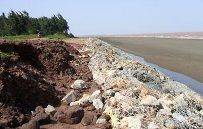 Trà Vinh và Bến Tre: Khởi động dự án thích ứng biến đổi khí hậu vùng ĐBSCL