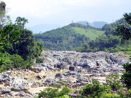 Thủy điện miền Trung tích nước: Lo nỗi lo cũ!