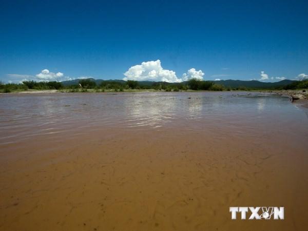 Mexico ban bố báo động sau vụ tràn hóa chất độc hại