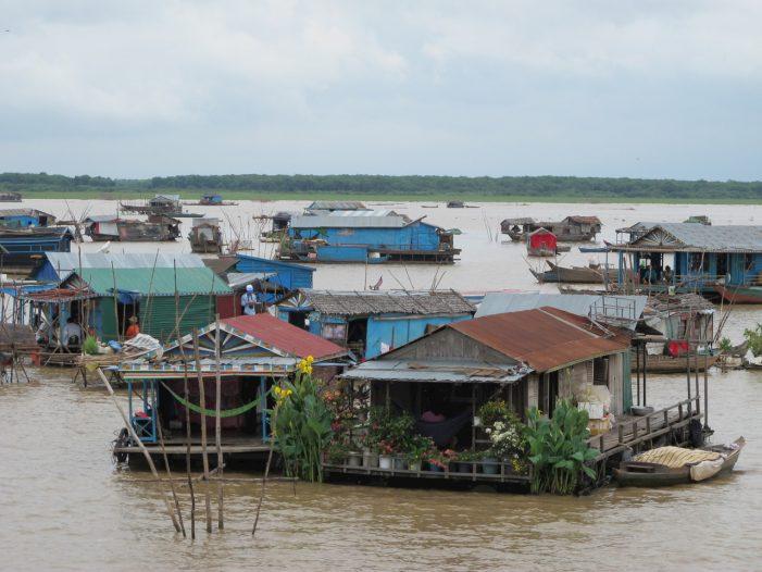 Bế tắc tranh cãi quanh đập Xayaburi