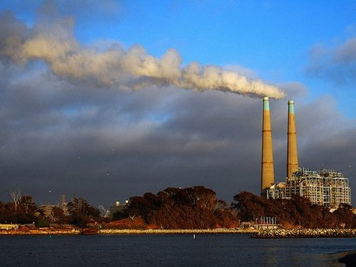 hân loại cần phải nỗ lực để ngăn chặn tình trạng biến đổi khí hậu. (Ảnh: www.thinkglobalgreen.org)