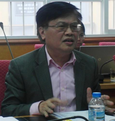 TS Nguyễn Đình Cung (Ảnh: nongnghiep.vn)