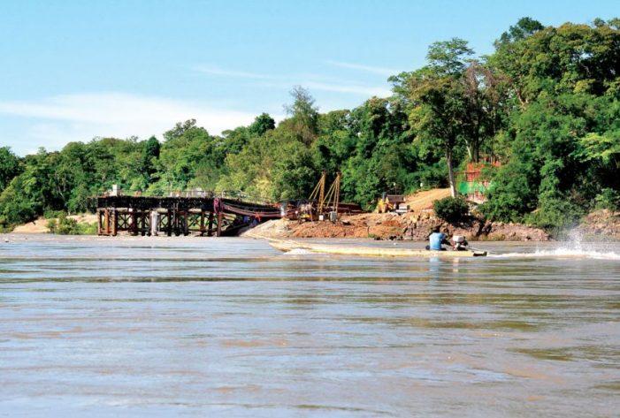 Tham vấn trực tuyến người dân về dự án thủy điện Don Sahong