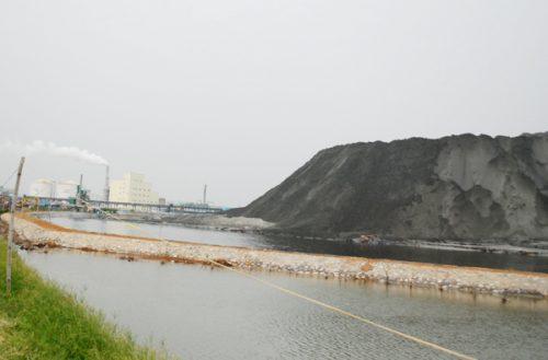 Hàng triệu tấn bã thạch cao sẽ được tái chế thành nguyên liệu phụ gia xi măng. (Ảnh: Báo Tài nguyên & Môi trường)