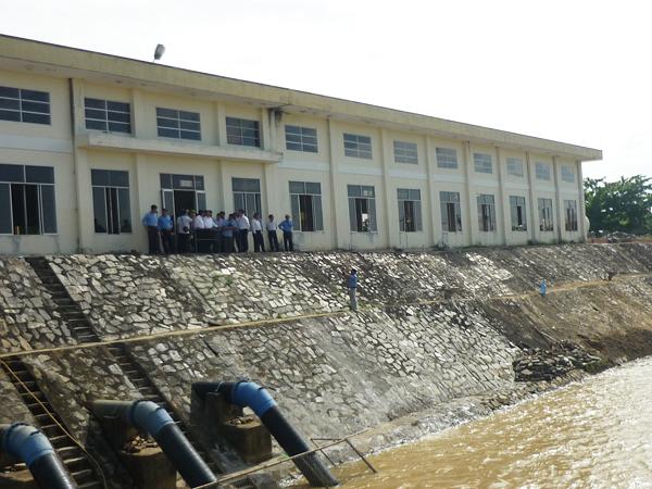 Đà Nẵng: Nguy cơ thiếu nước sạch do nhiễm mặn
