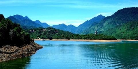Sông núi Trường Sơn. (Ảnh: Pháp luật Việt Nam)