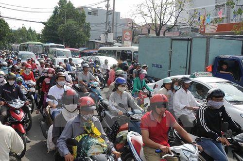 Khó khăn trong kiểm soát nạn ô nhiễm không khí ở Thành phố Hồ Chí Minh