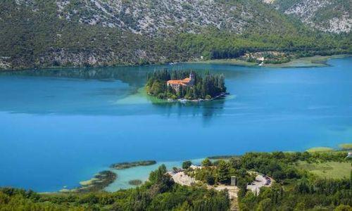 Kinh ngạc 10 hòn đảo có người ở nhỏ nhất trên thế giới