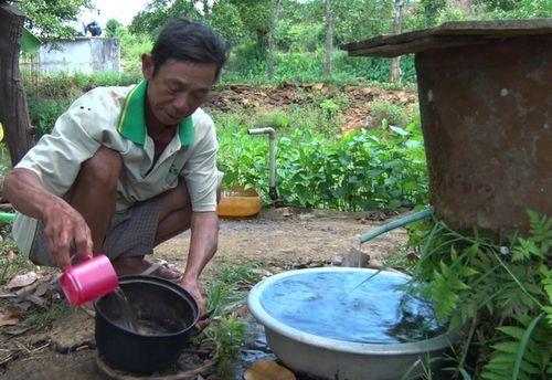 """Phú Yên: Dân khát, nhiều công trình nước """"đứng bánh"""""""