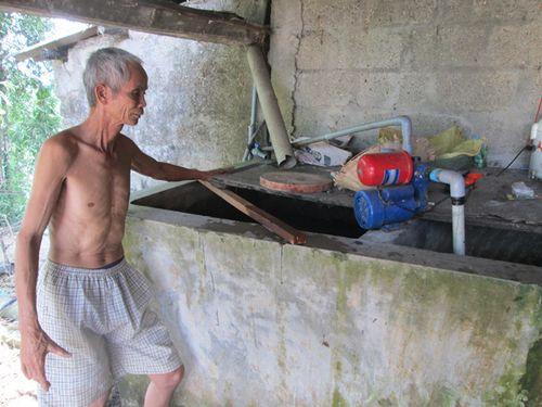 Châu Thành (Thừa Thiên – Huế): Khát nước sạch
