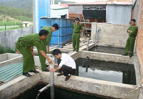 Cơ sở sản xuất nước chấm Bình Dương bị phạt 219 triệu đồng vì gây ô nhiễm