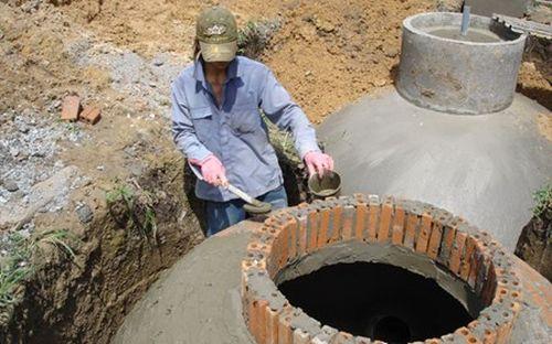 Mỗi hộ chăn nuôi có một hầm biogas