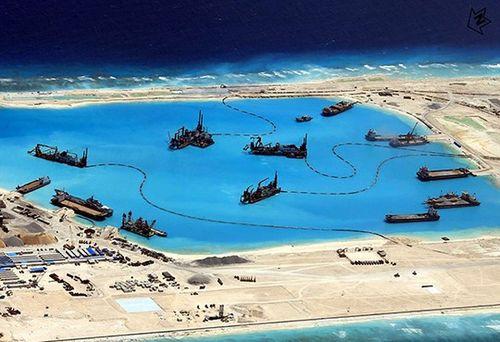 Việt Nam, Philippines chịu tác động môi trường vì Trung Quốc