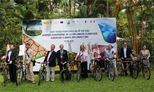 EU chú trọng hợp tác chống biến đổi khí hậu với Việt Nam