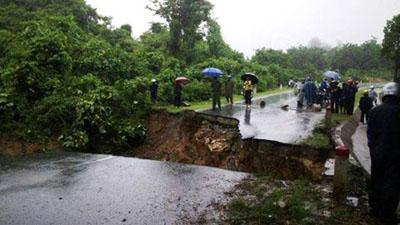 Sơn La- Lai Châu: 12 người chết, mất tích do mưa lũ