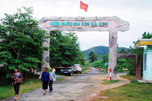 Vườn quốc gia Kon Ka Kinh, tỉnh Gia Lai