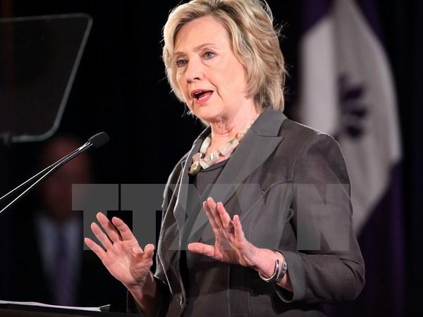 Ứng cử viên Hillary hướng tới cách mạng năng lượng