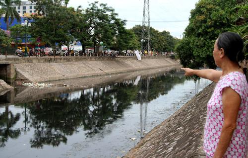 Hà Nội mất dần những dòng sông xanh – Kỳ 3: