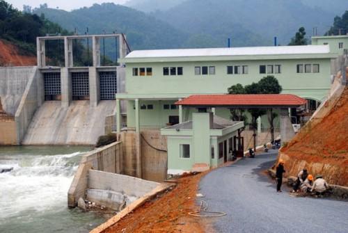 Công ty CP Thủy Điện Sông Miện 5 (Ảnh: Báo Hà Giang)