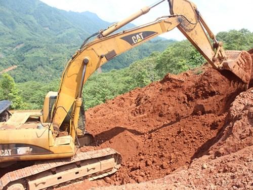 Đấu giá quyền khai thác khoáng sản: Vắng bóng doanh nghiệp lớn