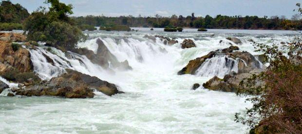 Quốc hội Lào bật đèn xanh cho thủy điện Don Sahong
