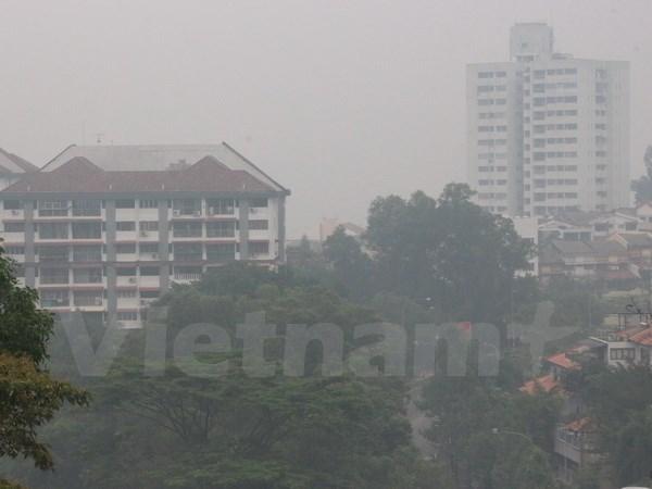 Tình trạng khói bụi tại Malaysia ngày càng nghiêm trọng