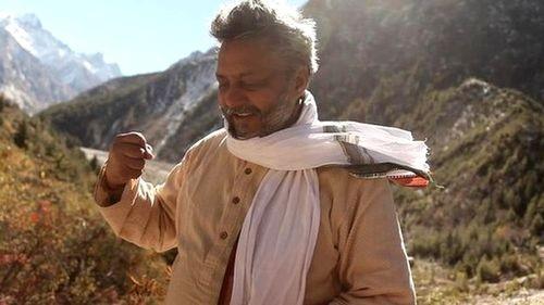 Ông Rajendra Singh là cộng sự lâu năm của Tổ chức Sông ngòi Quốc tế (Ảnh: storify.com)