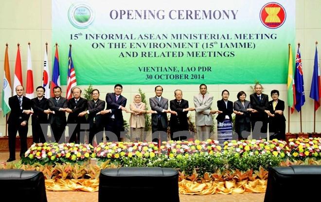 Hội nghị Bộ trưởng Môi trường ASEAN+3 lần thứ 14 sẽ diễn ra ở Hà Nội