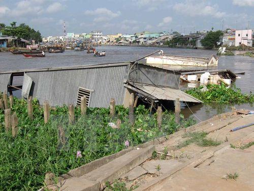 Cần Thơ cần hơn 800 tỷ đồng kiểm soát úng ngập trong thành phố