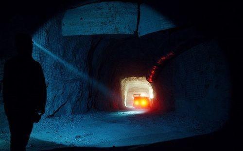 Hết giờ làm việc, công nhân tại mỏ vàng Kupol có nhiều chương trình giải trí.