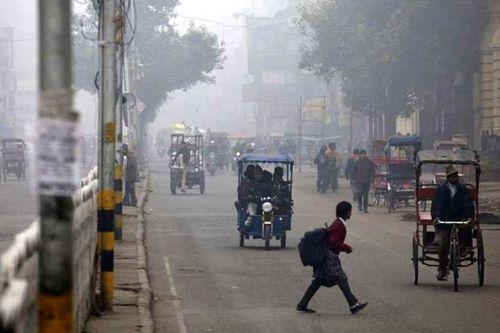 Ấn Độ đánh thuế khí thải với xe tải khi lưu thông trong thủ đô