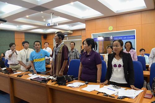 Đại diện nhân dân Campuchia tại Diễn đàn