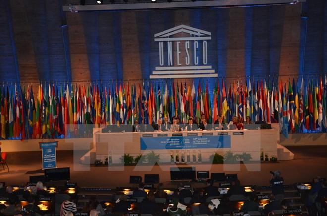 Việt Nam trúng cử Hội đồng chấp hành UNESCO nhiệm kỳ 2015-2019