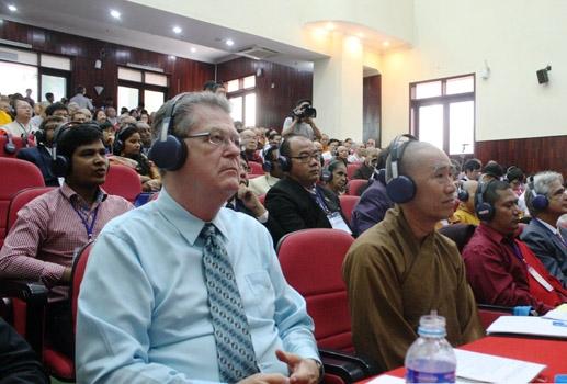 Các đại biểu tham dự hội thảo (Ảnh: Hồng Phúc)
