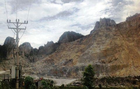 Quảng Bình: Nhiều doanh nghiệp sử dụng chất nổ khai thác khoáng sản vượt ngưỡng