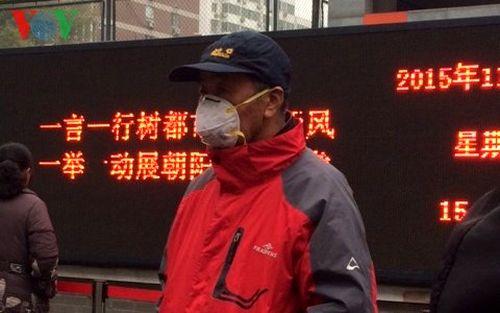 Trung Quốc căng mình đối phó với ô nhiễm khói bụi