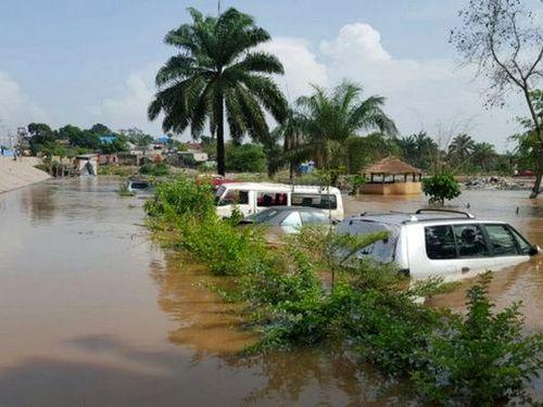 Congo: Mưa lũ kéo dài, 31 người thiệt mạng và 20.000 người vô gia cư