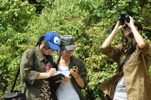 Sinh viên Đà Nẵng tâm huyết với các đề tài nghiên cứu Khỉ và Voọc tại Sơn