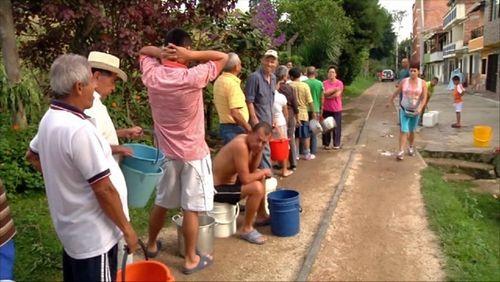 2/3 dân số thế giới đang sống trong tình trạng thiếu nước ngọt