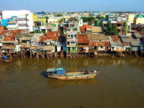 Trung Quốc thúc đẩy hợp tác về nước với các quốc gia Mê Công