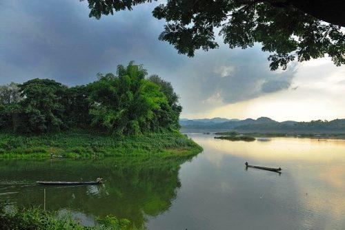 Khu vực cửa sông Loei (Nguồn: ipernity.com)