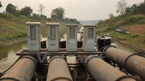 Chính phủ Thái Lan đã dự kiến chi 1,8 tỷ USD để thực hiện kế hoạch chuyển nước sông Mekong. (Sơn Nam/Vietnam+)
