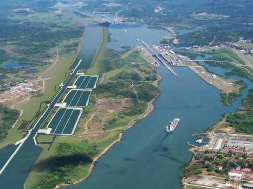 Kênh đào Panama (Nguồn: safety4sea.com)