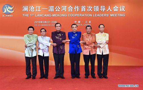 Trung Quốc kêu gọi hợp tác vì tương lai của khu vực Mê Kông