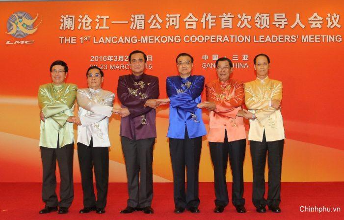 Hợp tác mới, động lực mới cho khu vực Mê Kông